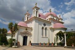 La iglesia de los siete apóstoles Fotografía de archivo libre de regalías