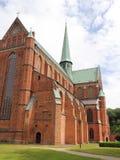 La iglesia de monasterio gótica de Doberan Imagen de archivo