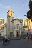 La iglesia de Nossa Senhora hace a Carmen DA Lapa Imagenes de archivo