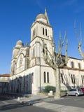 La iglesia de Notre-Dame, se deleita Fotografía de archivo libre de regalías
