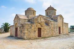 La iglesia de piedra Imagen de archivo libre de regalías