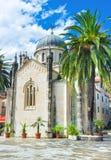 La iglesia de piedra fotografía de archivo libre de regalías