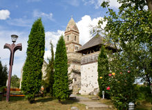 La iglesia de piedra más vieja Imagen de archivo