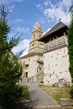 La iglesia de piedra más vieja Fotos de archivo