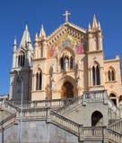 La iglesia de Pompeya en Messina (Italia) imágenes de archivo libres de regalías