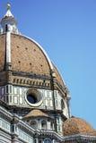 La iglesia de S Fiore en Florencia Foto de archivo