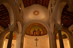 La iglesia de Saint Joseph Fotografía de archivo libre de regalías