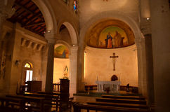 La iglesia de Saint Joseph Imagen de archivo libre de regalías