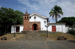 La Iglesia DE San Antonio, Cali Stock Foto