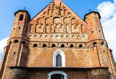 La iglesia de San Miguel Fotografía de archivo libre de regalías