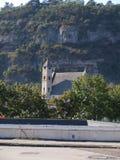 La iglesia de Sant Apollinare en Trento Fotos de archivo libres de regalías