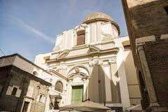 La iglesia de Santa María Maggiore Fotografía de archivo libre de regalías
