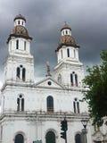 La Iglesia De Santo Domingo, Cuenca, Equateur photo stock