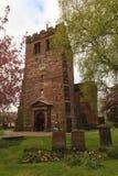 La iglesia de St Andrew Foto de archivo libre de regalías