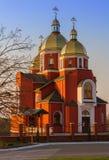 La iglesia de St Andrew Primero-llamado fotografía de archivo