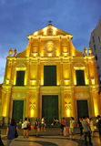 La iglesia de St Dominic Imágenes de archivo libres de regalías