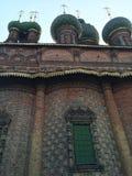 La iglesia de St John en Yaroslavl Imágenes de archivo libres de regalías