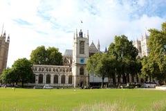 La iglesia de St Margaret, abadía de Westminster Imagenes de archivo