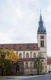 La iglesia de St Procopius Imagenes de archivo