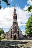 La iglesia de StJoseph en corcho Foto de archivo