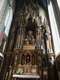 La iglesia de trinidad santa Fotos de archivo libres de regalías