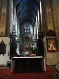 La iglesia de trinidad santa Fotografía de archivo libre de regalías