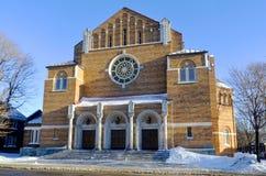 La iglesia del adventist del Séptimo-día de Westmount foto de archivo libre de regalías