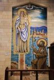 La iglesia del anuncio foto de archivo libre de regalías
