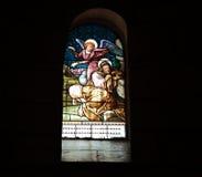 La iglesia del anuncio fotos de archivo