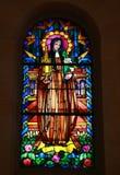 La iglesia del anuncio foto de archivo