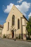 La iglesia del claustro Imagenes de archivo