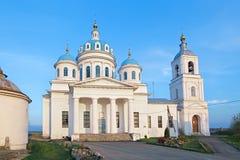 La iglesia del Espíritu Santo Imagenes de archivo