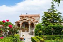 La iglesia del monasterio Fotos de archivo