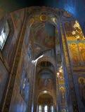 La iglesia del salvador en sangre derramada Fotos de archivo