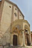 La iglesia del santo Francisco Imágenes de archivo libres de regalías