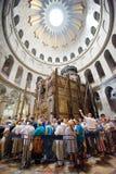 La iglesia del sepulcro santo Fotos de archivo libres de regalías