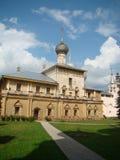 La iglesia dentro del Kremlin en Rostov Veliky Fotos de archivo