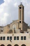La iglesia en Bethlehem Imagen de archivo
