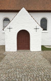 La iglesia en Dover Fotografía de archivo libre de regalías