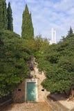 La iglesia en la ciudad de Tivat, Montenegro Fotos de archivo libres de regalías