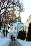 La iglesia encima azota Fotos de archivo libres de regalías