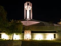 La iglesia episcopal de todos los santos Foto de archivo