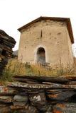 La iglesia georgiana vieja Fotos de archivo