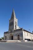 La iglesia grande Imagenes de archivo