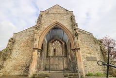 La iglesia histórica de Holyrood imágenes de archivo libres de regalías