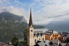 La iglesia luterana Fotografía de archivo