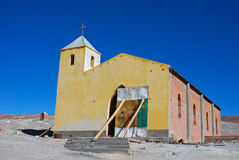 La iglesia más alta Imágenes de archivo libres de regalías