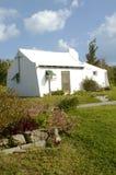 La iglesia más pequeña 2 de Bermudas Fotos de archivo libres de regalías