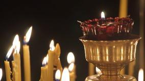 La iglesia mira al trasluz la religión