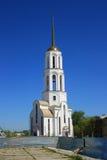 La iglesia ortodoxa Imagenes de archivo